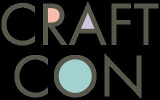Paper Source Craft Con Logo.