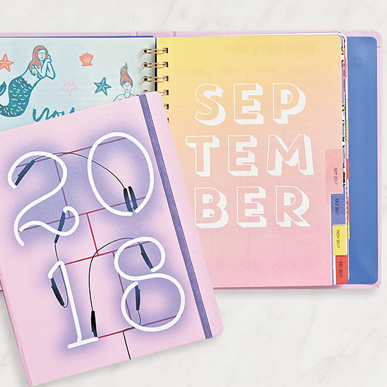 Calendars and planners on Sale