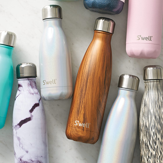 Graphic S'well Water Bottles