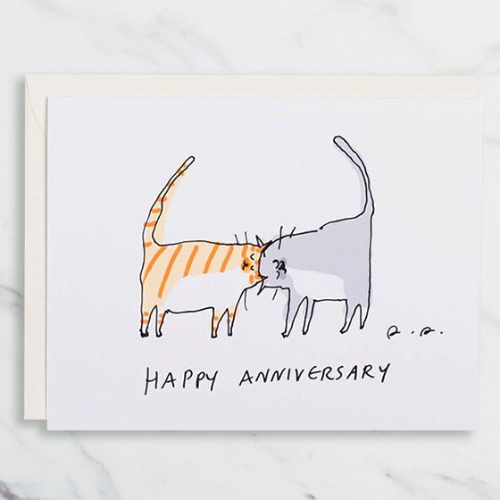 Unique, touching and funny anniversary cards
