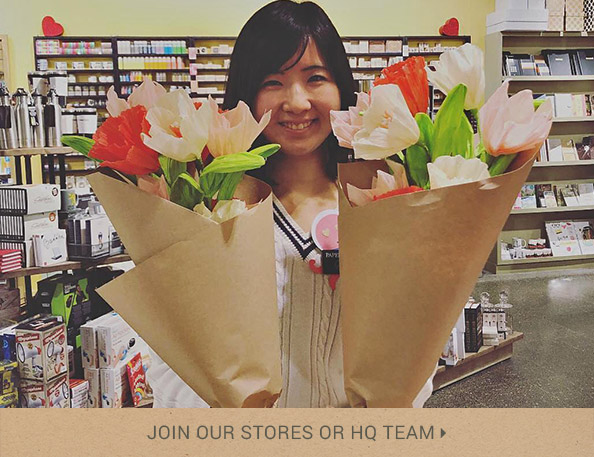 Join Our Stores or HQ Team