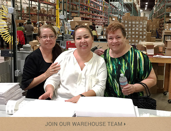 Join Our Warehouse Team