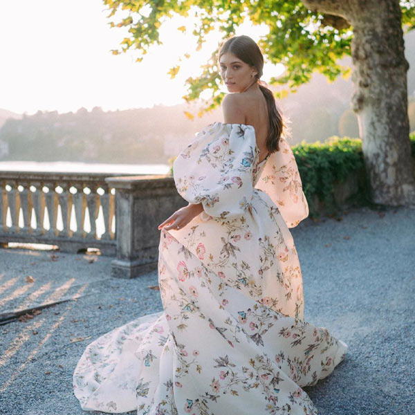 Monique Lhuillier Dress
