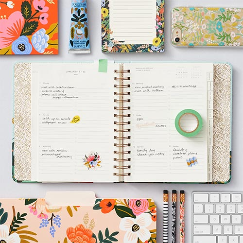 Perfect Planner for Anna Bond from Rifle Paper Co.
