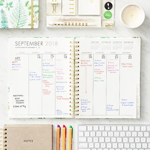 Perfect Planner for Eva Amurri Martino of Happily Eva After