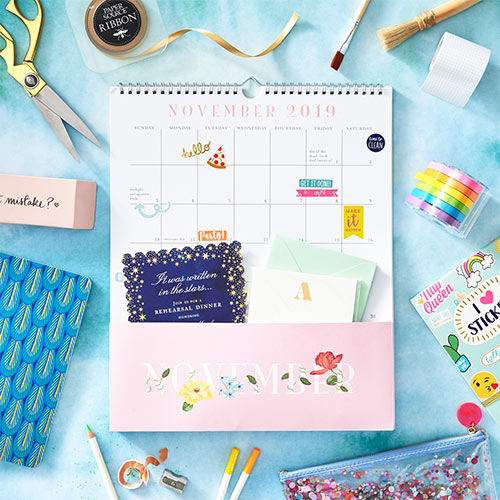 Perfect Planner for Amber Kemp-Gerstel of Making It!