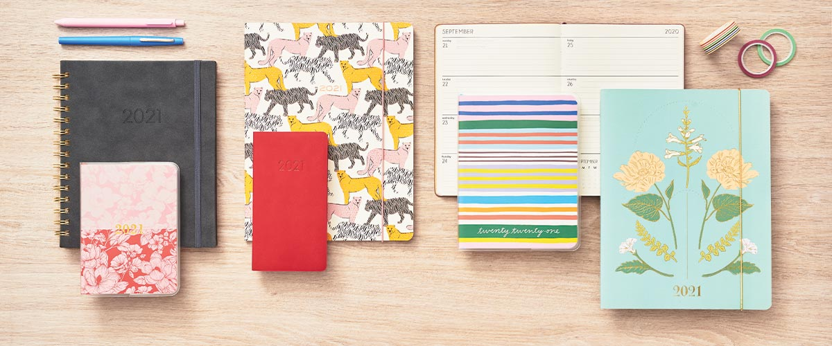 small portable planners
