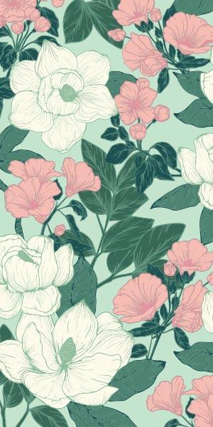 Magnola Floral Planner