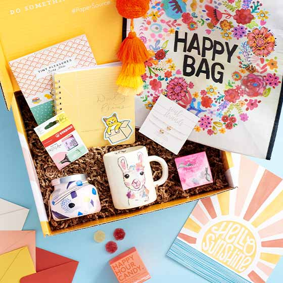 Paper Source Subscription Box