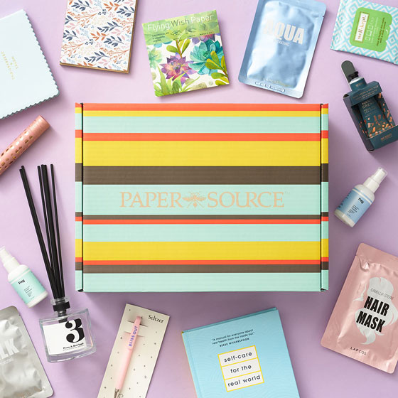Paper Source Lifestyle Subscription Box