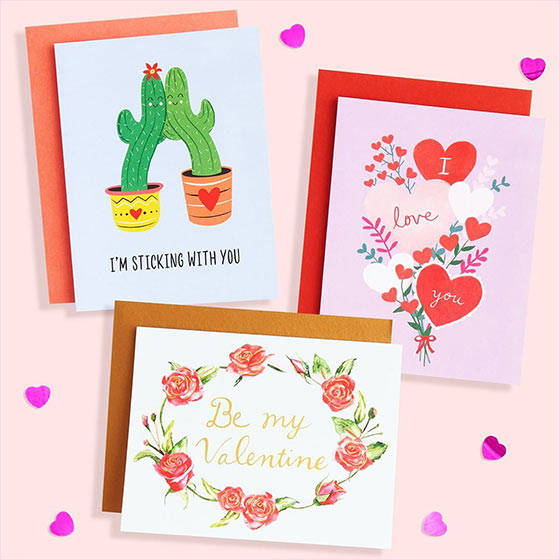 fun valentines day greeting cards