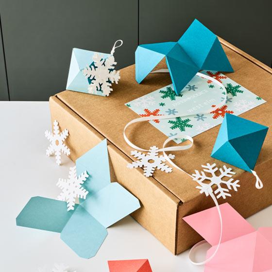West Elm by Paper Source DIY Crafts Box