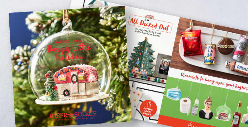 Paper Source 2020 Holiday Catalog