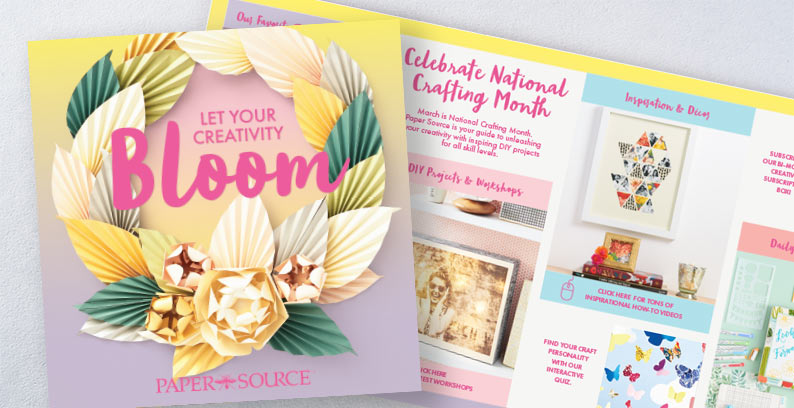Paper Source 2021 Spring Catalog
