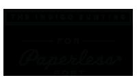 Indigo Bunting for Paperless Post Logo