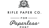 Rifle for Paperless Post Logo