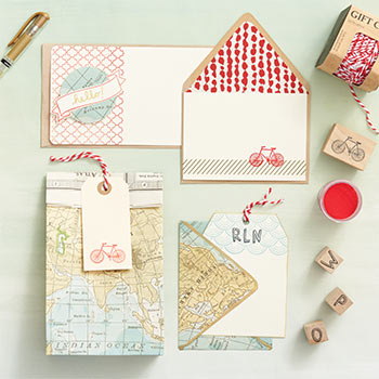Explorer Stationery Workshop