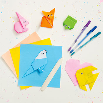 Kids Origami Workshop
