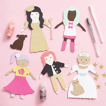 Paper Doll Workshop