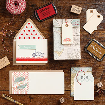 Retro Parcel & Post Workshop