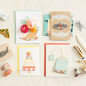 Spring Card Making