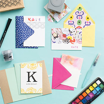 Teen Personal Stationery Workshop