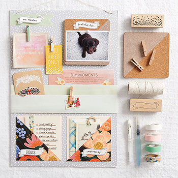 DIY Inspiration Board Workshop