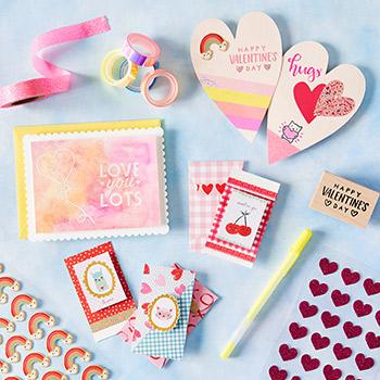 Tween Valentine Card Making Workshop