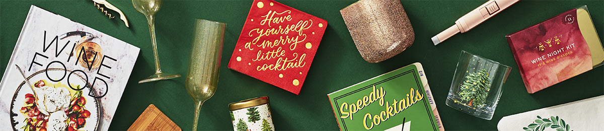 wine & cocktail gift items