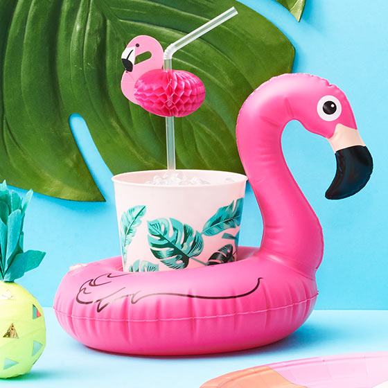 Fun Summer Flamingo Party Decor and Gifts