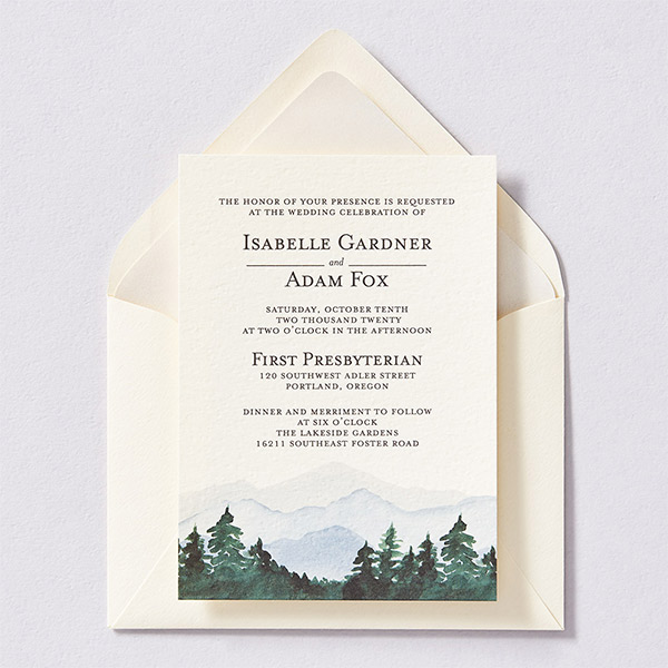 How to Word Your Wedding Invites - Read Our Blog Post