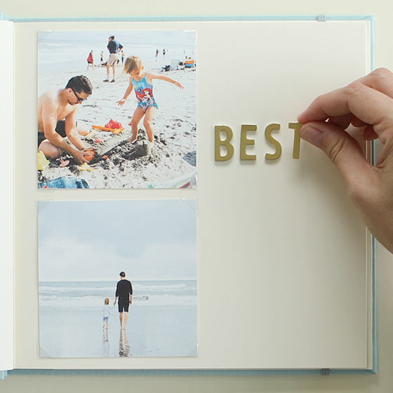 How to Make Your Own Memory Book