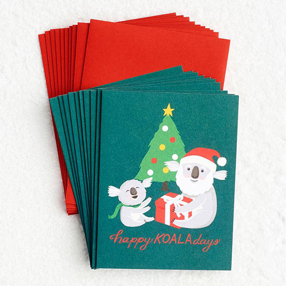 Christmas Card Boxed Sets