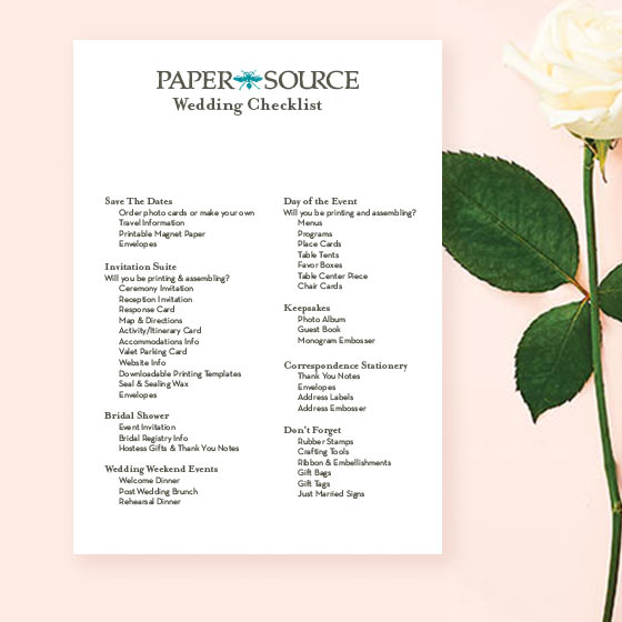 Tips and guides for wedding planning