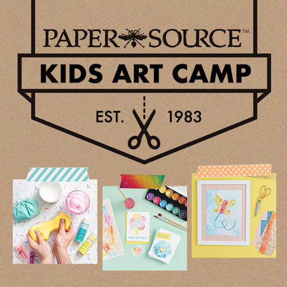 sign up for Kids Art Camp