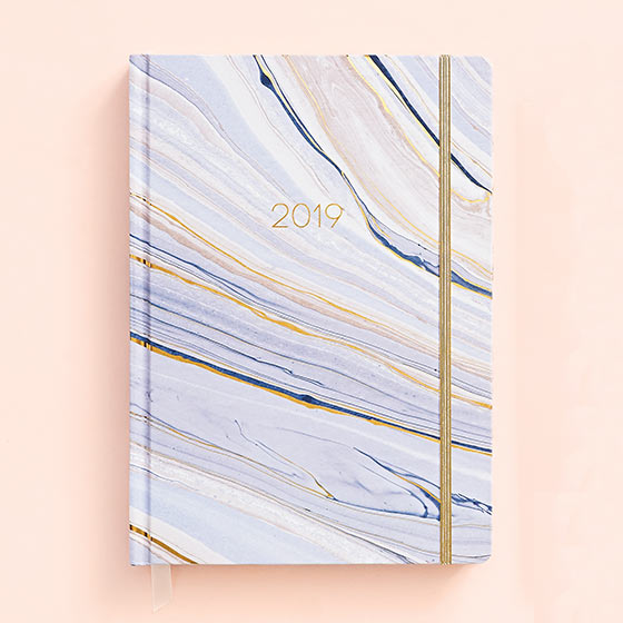 cool marble planner