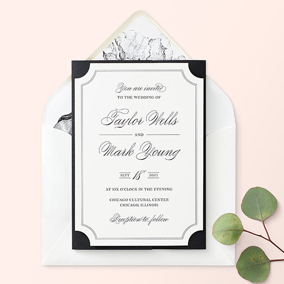 Paper Source Wedding Invitations | Paper Source Wedding Paper Source