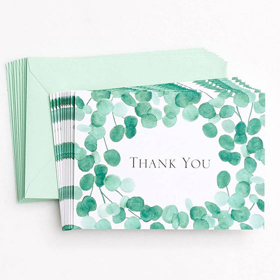 Thank You Note Sets