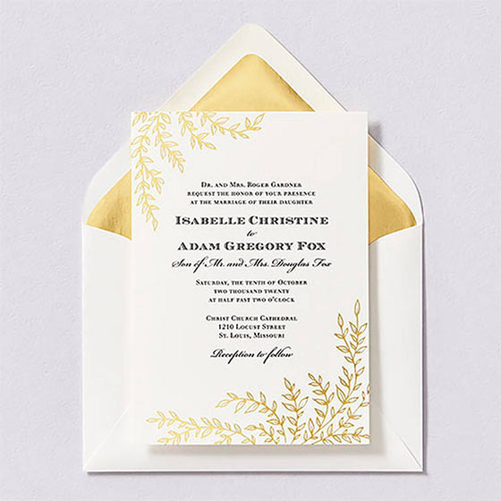 Wedding Essentials Paper Source