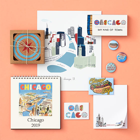 chicago inspired gifts