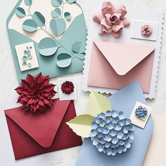 Paper Bar envelopes