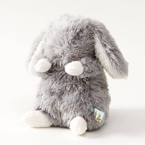 cute fluffy bunny plush