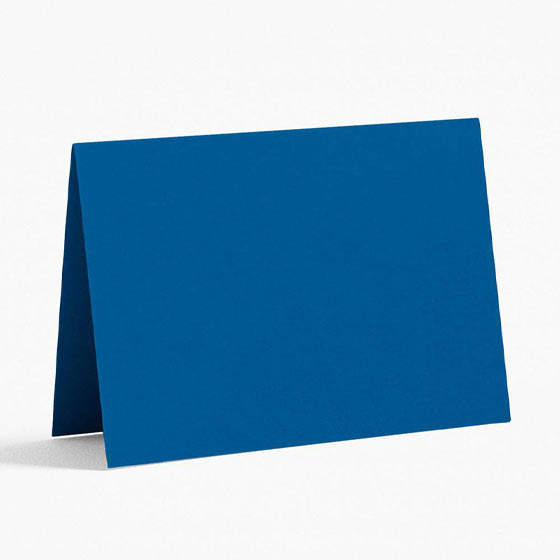 royal folded card