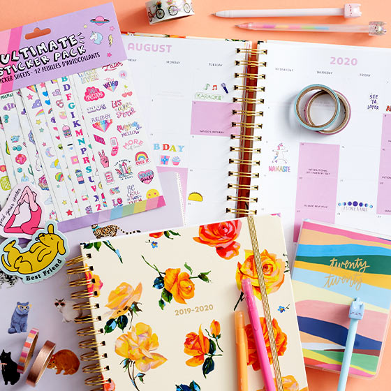 Creative Planner Projects