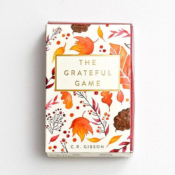 Thanksgiving Card Game
