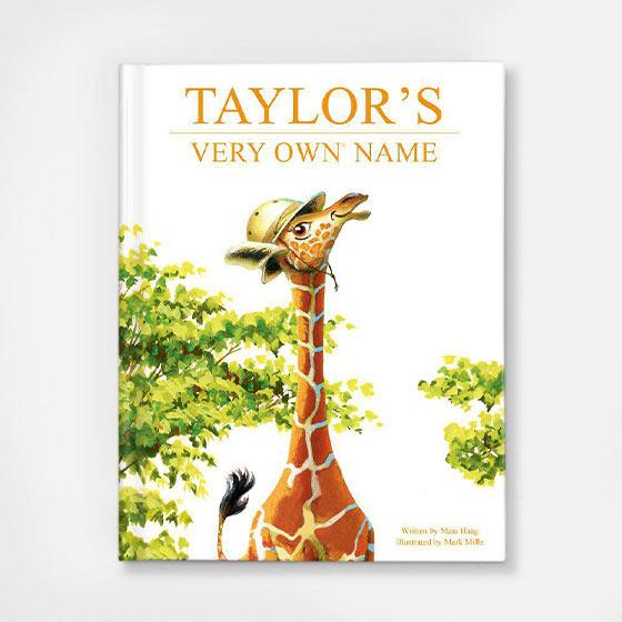 Custom Kids Book