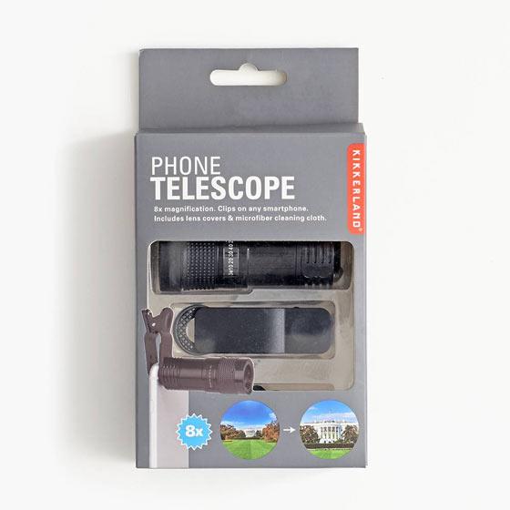 Smart Phone Telescope