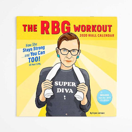 rbg workout calendar