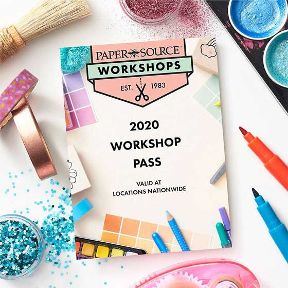 2020 Workshop Pass