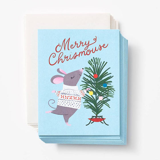 Boxed Holiday Cards